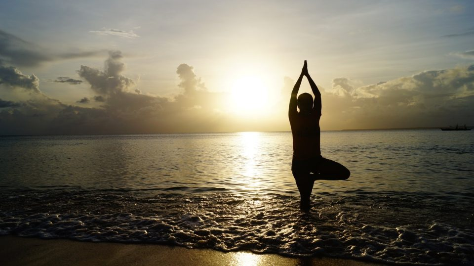 Lan Sabai Stress Management Article Yoga Sea